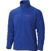 Marmot Radiator Fleece Jacket - Mens Bright Navy, XXL - fleece jackets,mens fleeces,200 weight fleeces,heavyweight fleece jackets