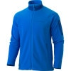 Marmot Reactor Fleece Jacket - Mens Cobalt Blue, XXL - layering fleece,running fleece,insulating fleece,mid-layer,fleece mid-layer
