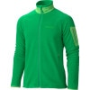 Marmot Reactor Fleece Jacket - Mens Dark Fern, M - layering fleece,running fleece,insulating fleece,mid-layer,fleece mid-layer