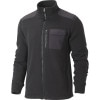 Marmot Backroad Fleece Jacket - Mens Black, S - HASH(0xe6d83828)