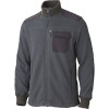 Marmot Backroad Fleece Jacket - Mens Dark Granite, XL - HASH(0xe6d83828)