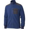 Marmot Backroad Fleece Jacket - Mens Navy, L - HASH(0xe6d83828)