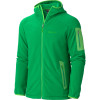 Marmot Reactor Fleece Hooded Jacket - Mens Dark Fern, L - HASH(0xe7651c90)