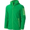 Marmot Reactor Fleece Hooded Jacket - Mens Dark Fern, XL - HASH(0xe7651c90)