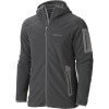 Marmot Reactor Fleece Hooded Jacket - Mens Dark Granite, XL - HASH(0xe7651c90)