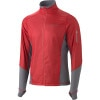 Marmot Fusion Fleece Jacket - Mens Rocket Red/Gargoyle, S - Marmot Fusion Fleece Jacket - Men's Rocket Red/Gar