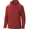 Marmot Norhiem Fleece Hooded Jacket - Mens Brick, L - HASH(0xe838d8e0)
