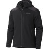 Marmot Norhiem Fleece Hooded Jacket - Mens Black, S - HASH(0xe838d8e0)