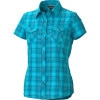 Marmot Audrey Plaid Shirt - Short-Sleeve - Women's