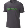 Marmot Logo Tee SS