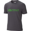 Marmot Logo T-Shirt - Short-Sleeve - Men's