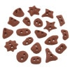 Metolius Screw-On Footholds - 20 Packs