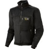 Mountain Hardwear Monkey Man Fleece Jacket - Mens Black, S - technical fleece super soft,POLARTECTHERMALPRO
