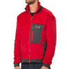 Mountain Hardwear Monkey Man Fleece Jacket - Mens Crimson/Shark, L - technical fleece super soft,POLARTECTHERMALPRO