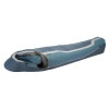 Mountain Hardwear Lamina 20 Sleeping Bag: 20 Degree Synthetic Blue Ice, Long/Right Zip