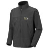 Mountain Hardwear Mountain Tech Jacket - Mens Black/Black, XL - HASH(0x25da5fa8)