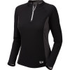 Mountain Hardwear Alina 1/4 Zip Shirt