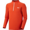 Mountain Hardwear Elmoro L/S Zip T