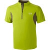 Mountain Hardwear Elmoro S/S Zip T