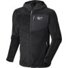 Mountain Hardwear Monkey Man Grid Fleece Jacket - Mens Black, XXL - HASH(0x2676c908)