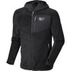 Mountain Hardwear Monkey Man Grid Fleece Jacket - Mens Black, XL - HASH(0x2676c908)