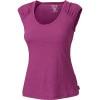 Mountain Hardwear Pandra Cap Sleeve T-Shirt - Short-Sleeve - Women's