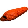 MontBell Super Spiral Burrow #1 Synthetic Sleeping Bag: 15 Degree Orange, Long/Left Zip