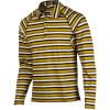 NAU Polonium Polo Shirt, Long-Sleeve, Men's Burnish Stripe, L, Online Deal