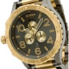 Nixon 51-30 Chrono Watch - Men's Face