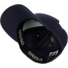 Nixon Deep Down Athletic Flexfit Hat Detail