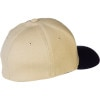 Nixon Deep Down Athletic Flexfit Hat Back