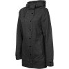 Nomis Subtle Hooded Peacoat - Women's