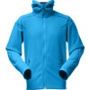 Norrona /29 Warm1 Fleece Hooded Jacket - Mens Too Blue, XXL - recycled fleece jackets,recycled polyester fleece,polartec fleece