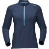 Norrona Bitihorn Equalizer+ Zip Neck Shirt - Women's