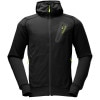 Norrona /29 Warm2 Hooded Fleece Jacket - Mens Caviar, XL - underwear,fleece,base,layer,midweight