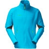 Norrna Falketind Warm1 Fleece Jacket - Mens Caribbean Blue, XL - HASH(0xff02ca30)