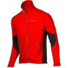 Norrna Falketind Warm1 Fleece Jacket - Mens Tasty Red, M - HASH(0xff02ca30)
