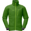 Norrna Trollveggen Warm2 Fleece Jacket - Mens Croc Green, S - HASH(0xff129c90)