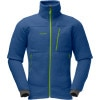 Norrna Trollveggen Warm2 Fleece Jacket - Mens Space, M - HASH(0xff129c90)
