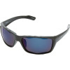 Native Eyewear Wazee Sunglasses Iron/Blue Reflex, One Size