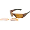 Native Eyewear Endo Sunglasses - Polarized Maple Tort/Brown, One Size
