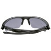Oakley Flak Jacket XLJ Sunglasses Through the lens