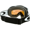 Oakley Elevate Goggle Through the lens