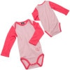 photo: Outside Baby Girls' Merino Onesie