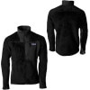 Patagonia R3 Hi-Loft Fleece Jacket - Mens Black, XXL - fleece jacket,men's fleece jacket,layering piece,fleece