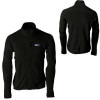 Patagonia R2 Fleece Jacket - Mens Black, L - R2 Fleece Jackets,polartec fleece jackets,mens jackets,midweight fleece jackets,skiing layers