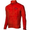 Patagonia R2 Fleece Jacket - Mens Paintbrush Red, L - R2 Fleece Jackets,polartec fleece jackets,mens jackets,midweight fleece jackets,skiing layers