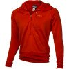 Patagonia R1 Hooded Fleece Pullover - Mens Paintbrush Red, XL - R1 base layer,baselayers,wicking shirt,insulating shirts,mens long johns