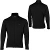 Patagonia R1 Full-Zip Fleece Jacket - Mens Black, S - climbing,trail running,hiking,camping,mountaineering