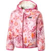 Patagonia Reversible Puff-Ball Jacket - Infant Girls' Owls & Friends Magenta, 12M